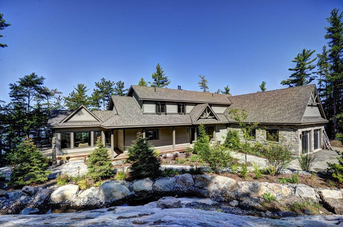 custom cottage builders